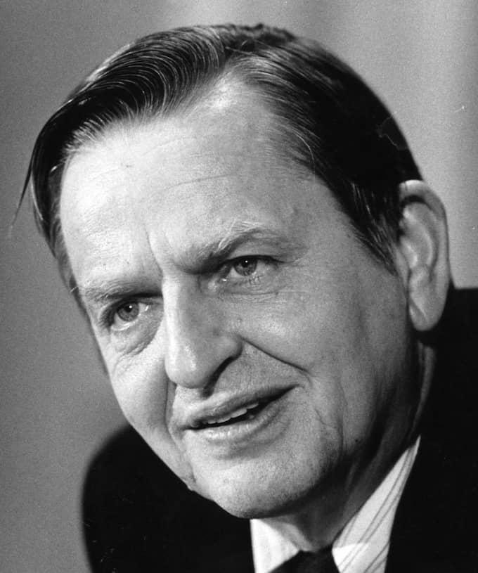 Olof Palme sköts till döds på Sveavägen 28 februari 1986. Foto: Göran Ärnbäck