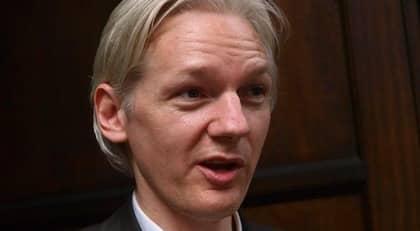 Wikileaks grundare Julian Assange. Foto: Max Nash/AP