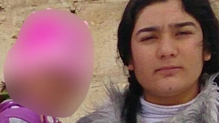 Nasrin tillfångatogs av IS i augusti 2014 – i över ett år var hon deras fånge. Foto: Springs of Hope