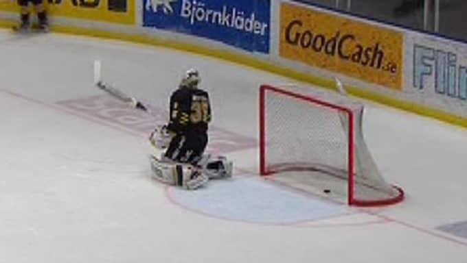 AIK deppar. Foto: TV12