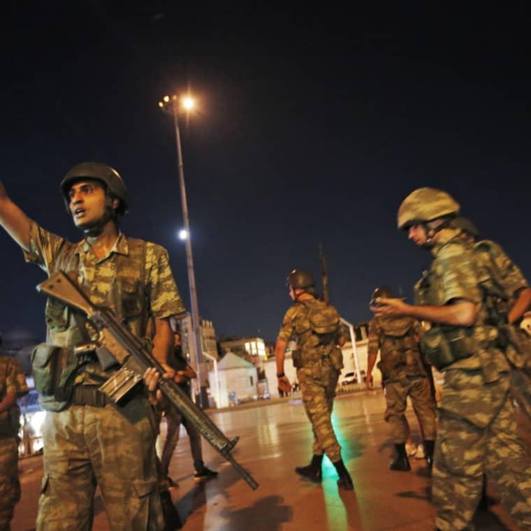 militärkupp turkiet