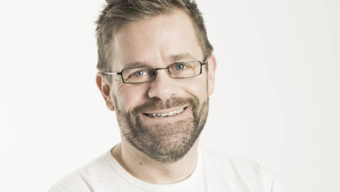 Krister Isaksson. Foto: Luca Mara
