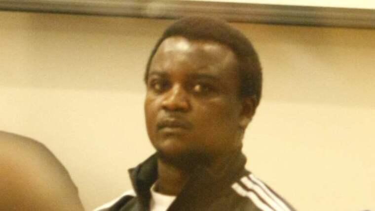 I dag kommer domen mot Doudou Ahoka, 34, som slog ihjäl två personer i Ljungsbro utanför Linköping. Foto: Lars Andersson