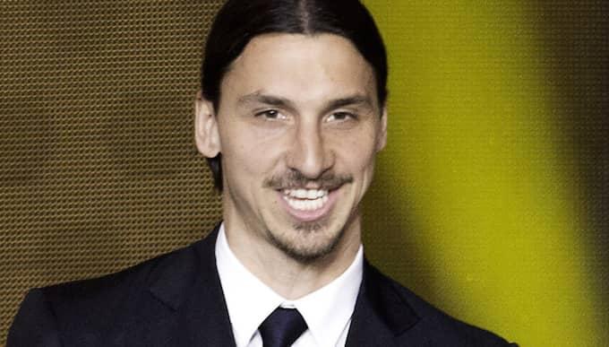 Zlatan ska ha betalt 12 miljoner kronor för bilen. Foto: Sport Moments