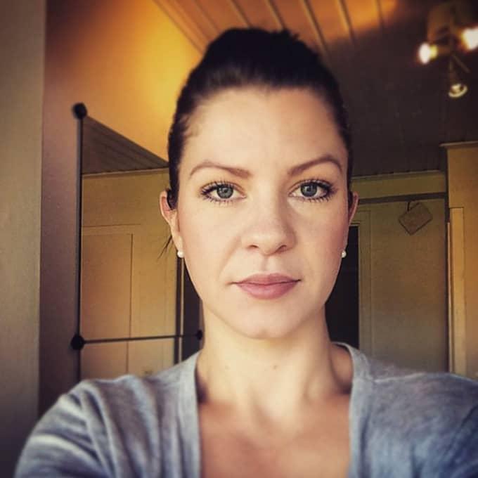 Anna Sjövall reagerade starkt när hon fick reda på att Daryush Valizadeh skulle anordna ett möte i Stockholm. Foto: Privat