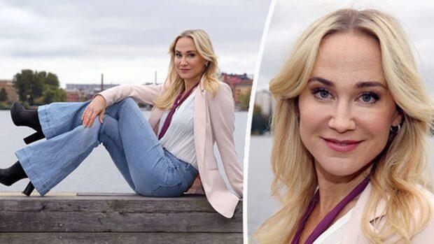 """Anja Lundqvist: """"Jag vill få mer makt över det jag gör"""""""