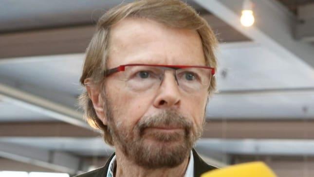 Björn Ulvaeus. Foto: Jan Wiriden