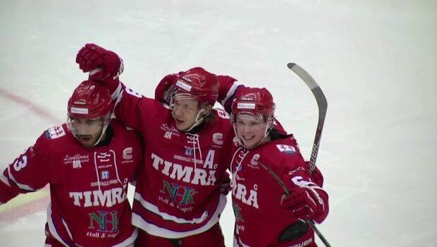 HIGHLIGHTS: Timrå-Vita Hästen 4-3