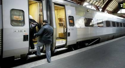sex på tåget