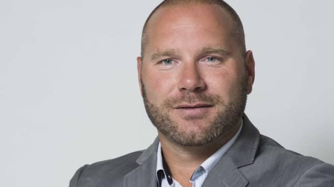 Jesper Borrfors, vd Städbranschen Sverige. Foto: Anders J Larsson