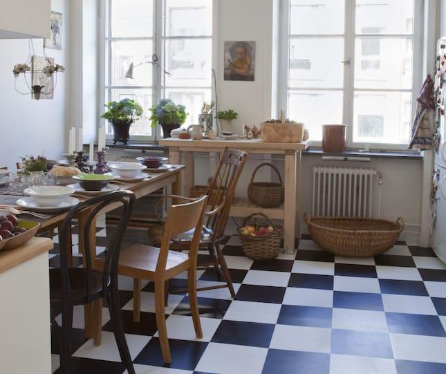 Tips Koksgolv : Koksgolv o so voljer du rott golv hemma  Leva & bo  Expressen