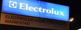 Electrolux stoppar ge affaren