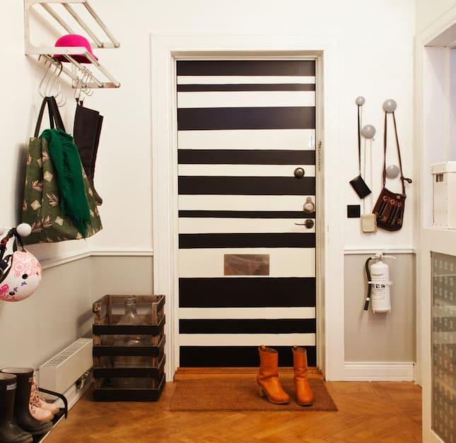 Fixa snygg förvaring för en stilren hall Leva& bo Expressen