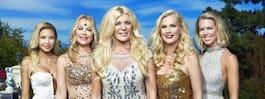 Malin Collin: Blek premiär trots Hollywoodfruarnas bråk