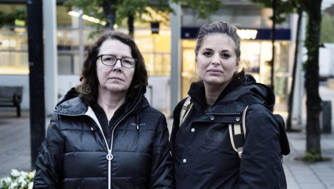Britta Svensson och Anna-Karin Nilsson