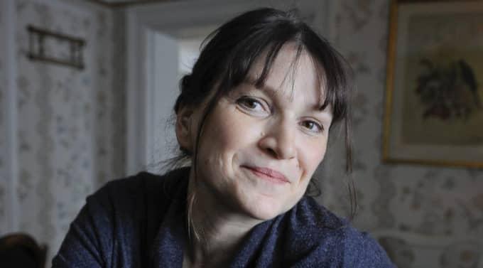 Merethe Lindström. Foto: Anders Wiklund / Scanpix