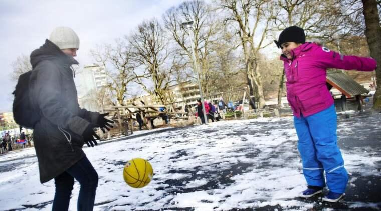 Det vintriga vårvädret i Sverige och på andra platser i Europa kan upprepa sig även kommande år, menar experterna – men det är svårt att vara helt säker. Foto: Robin Aron