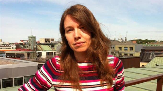 Josefin Utas, avgående kommunpolitiker för Miljöpartiet. Foto: Privat