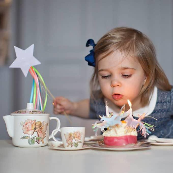 Födelsedagen firas enligt uppgift med ett riktigt prinsesskalas på Drottningholms slott, där hela familjen samlas. Foto: Brigitte Grenfeldt