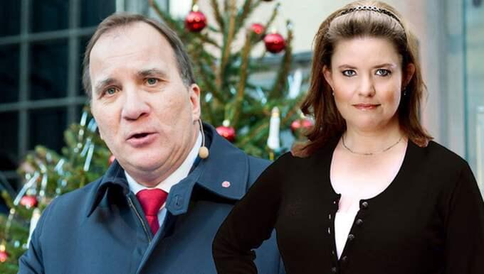 Stefan Löfven och Socialdemokraterna ska inte låtsas att de värnar jämlikheten i Sverige när de slåss för höga ingångslöner. De värnar jämlikheten mellan oss anställningsbara. Och de tänker bort resten, skriver Ann-Charlotte Marteus.