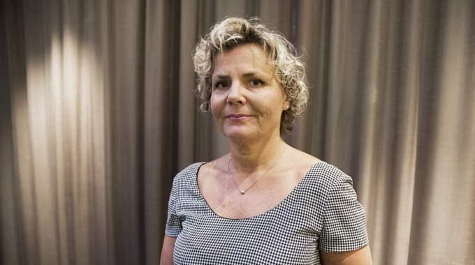 Anna Serner, vd för Svenska Filminstitutet. Foto: Lisa Mattisson