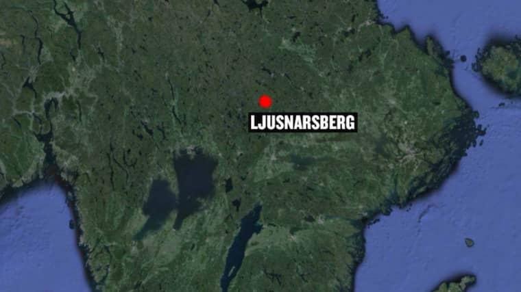 Polisen fick larm om ett misstänkt mordförsök i Ljusnarsberg i Örebro län.