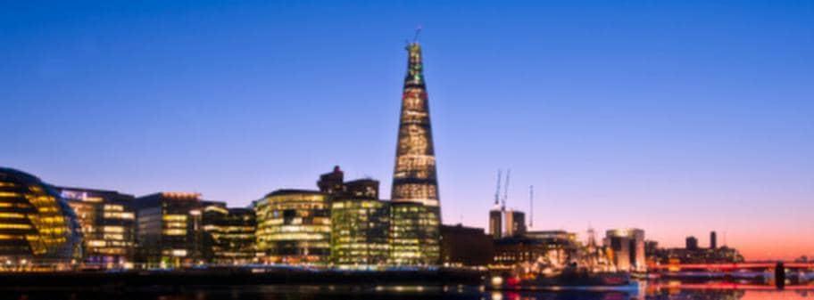 """Skrapan""""Shard of Glass"""" invigs i London Leva& bo"""