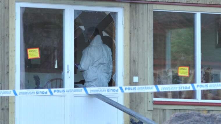 Mannen i 25-årsåldern har erkänt dråp. Polisen misstänker att han huggit ihjäl sin chef i skärgårdsidyllen Hamburgsund. Foto: Ludvig Ahl
