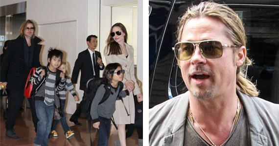 Brad Pitt har inte träffat sina barn sedan skilsmässan