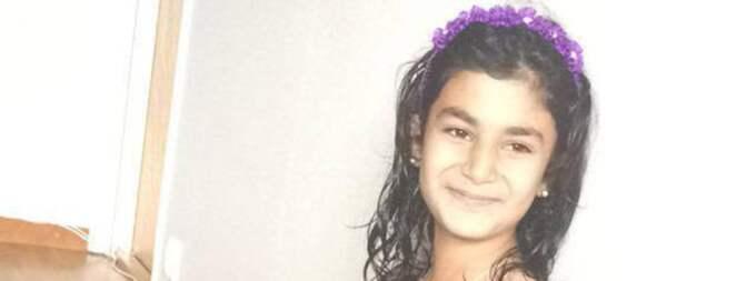 Bara timmar efter att 8-åriga Viktoria skickats hem från akuten dog hon. Foto: Privat
