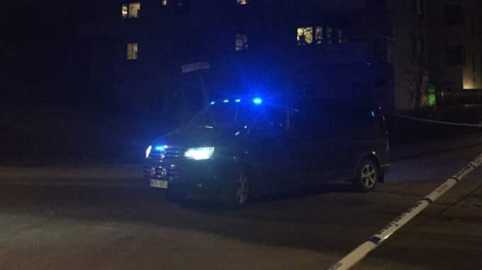 Flera vittnen uppges ha hört skottlossningen. Foto: Ylva Johansson