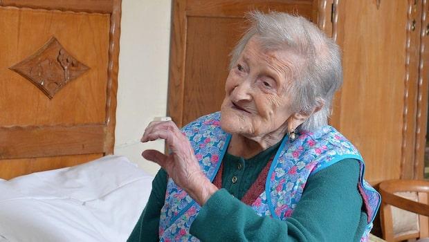 Världens äldsta person fyller 117 år