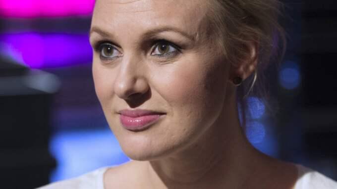 Nu ger den tidigare vinnaren Sanna Nielsen en viktig hälsning till honom. Foto: Sven Lindwall