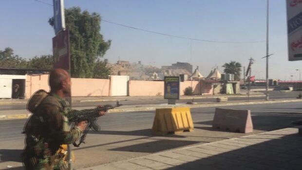 Blodbadet i Kirkuk – här är dödens gata