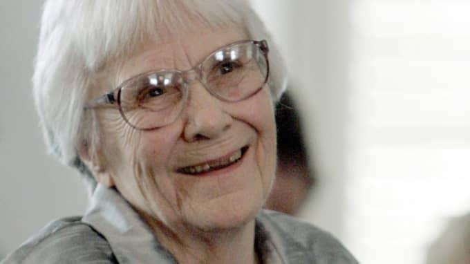 Författaren Harper Lee har fött. HOn blev 89 år gammal. Foto: Rob Carr