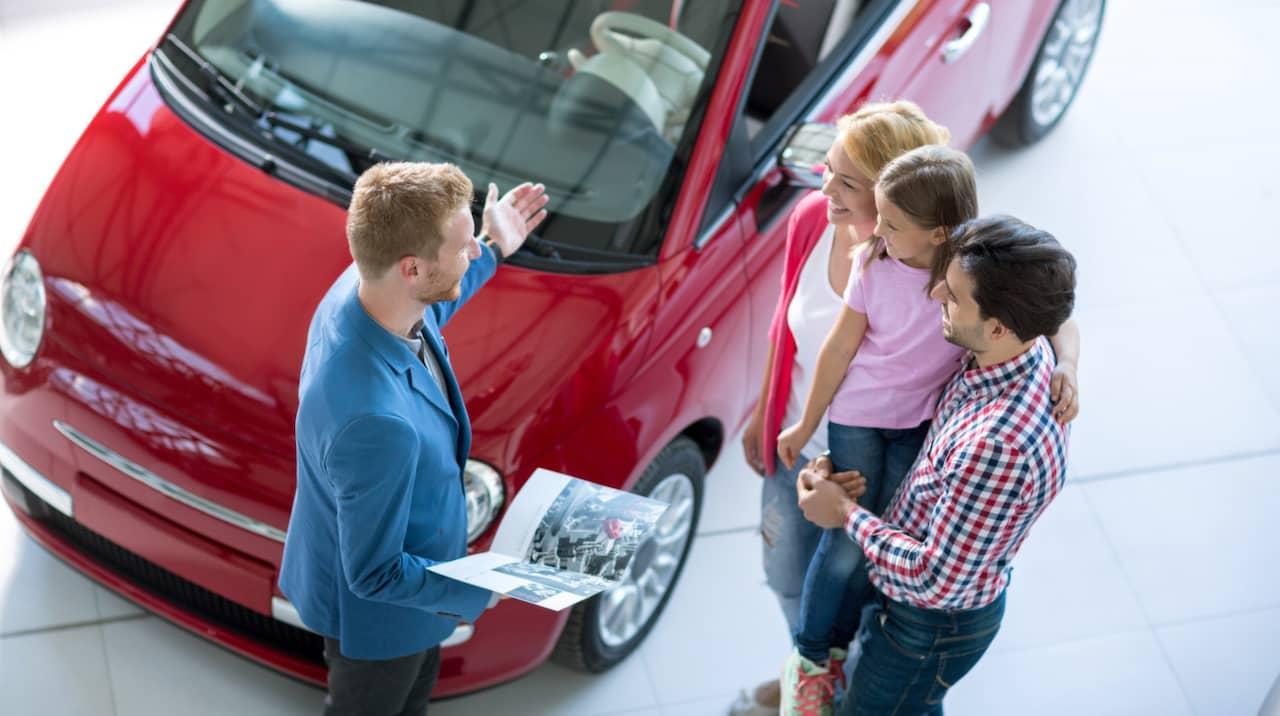 köpa bil lån