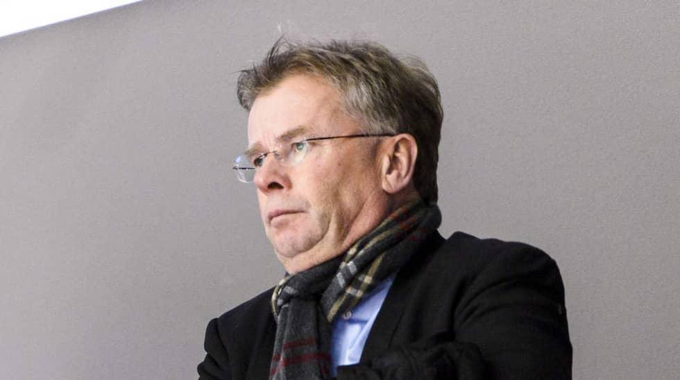 """Lars """"Osten"""" Bergström. Foto: Olle Wande"""