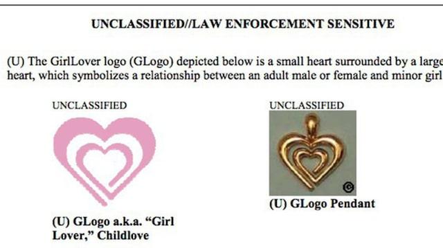 FBI känner till symbolen