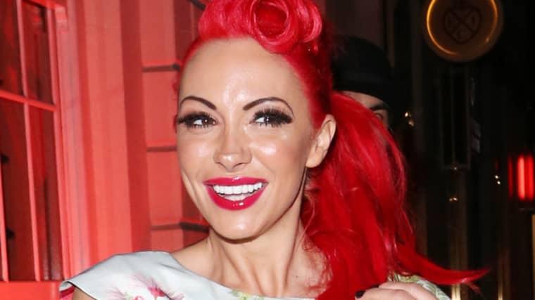 """Glamourmodellen, bodybuildern och tv-profilen Jodie Marsh har bland annat varit med i """"Celebrity big brother"""" i England. Foto: Macca, Pacificcoastnews.Com / STELLA PICTURES PACIFICCOASTNEWS.COM"""