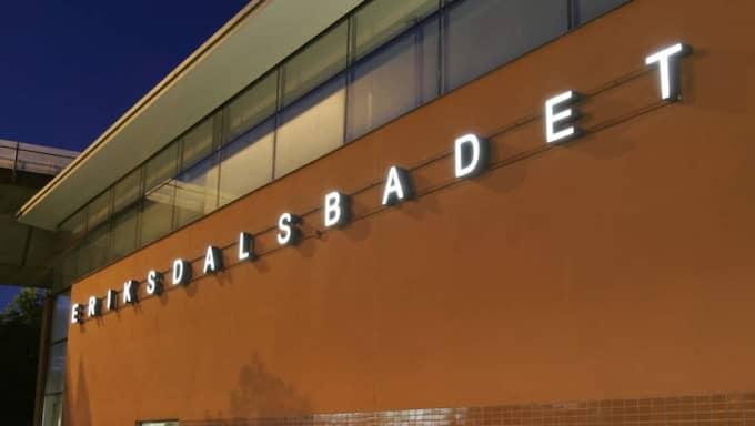 Eriksdalsbadet i Stockholm har vid flera tidigare tillfällen haft problem med sexuella ofredanden. Som följd av detta har man bland annat valt att ha separata bubbelpooler för kvinnor och män. Foto: Mikael Sjöberg