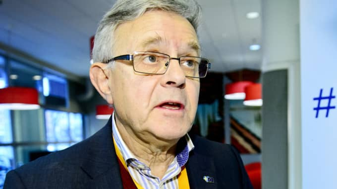 Carl B Hamilton, tidigare ledamot av Liberalernas partistyrelse. Foto: Jens L'Estrade