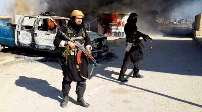 Stormningen av Kobane kostar många IS-krigares liv.