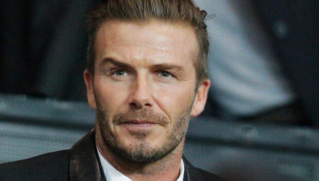 Tv-profilen Piers Morgan sågar Beckhams bilder på barnen