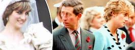 Dianas hemliga ord om livet med prins Charles