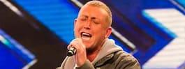 X-Factor-stjärnan nära att dö efter spindelbett
