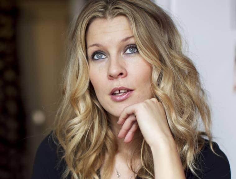 Pernilla Andersson om skilsmässan från Dregen. Foto: Olle Sporrong