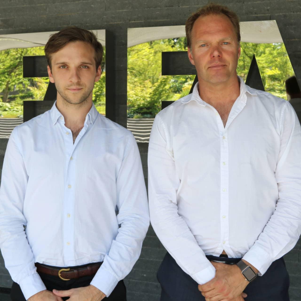 Noa Bachner & Kristofer Sandberg