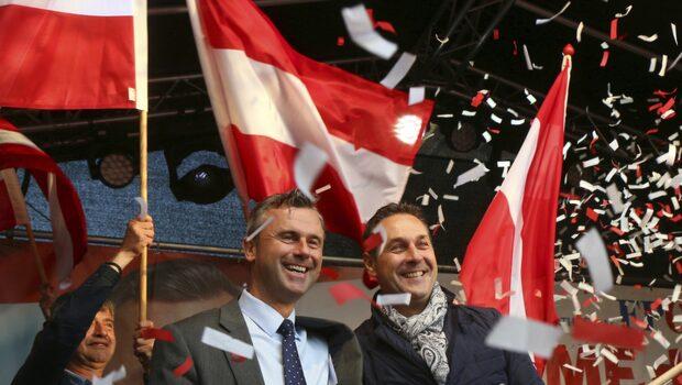 LIVE-TV: Presidentvalet i Österrike
