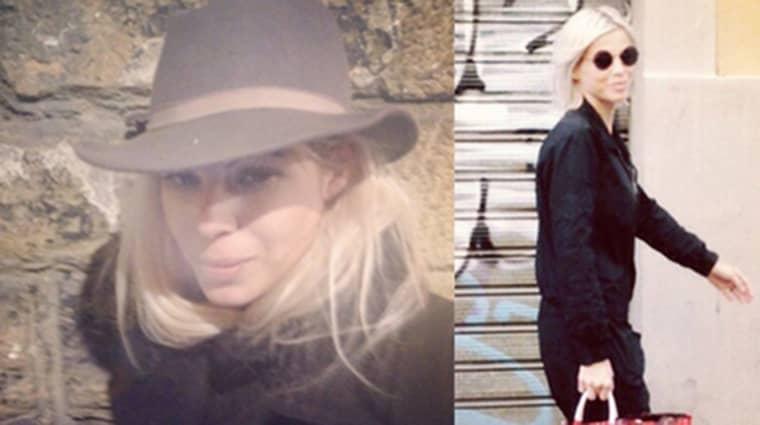 Ashley Olsen, 35, har hittats mördad i sin lägenhet.
