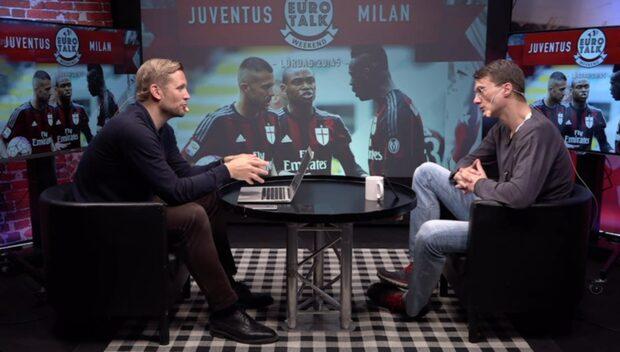 """Eurotalk 20/5 Milan-Juventus: """"Det är läskigt, fel balans på truppen"""""""